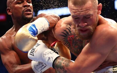 McGregor sa odvety proti Mayweatherovi nebojí. Vyhlásil, že by ho prevalcoval, keby sa boxer nechal nahovoriť na ďalší zápas