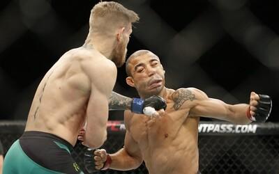 McGregor vybavil Alda za 13 sekúnd. Írsky bojovník naplnil svoje predzápasové vyhlásenia, že súpera znemožní