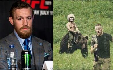 McGregora uvidíme bojovať, až keď minie všetky peniaze. Podľa obávaného súpera sa Ír vyhýba skutočnému súboju