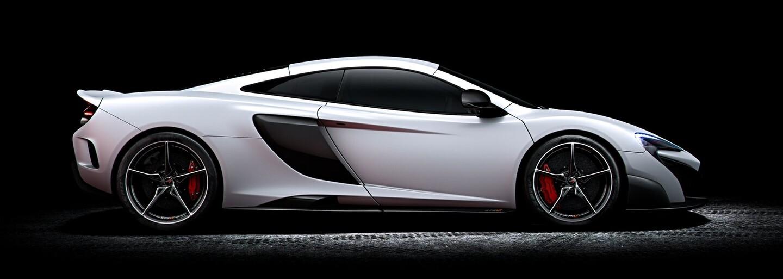 McLaren 675LT: Odľahčené, aerodynamickejšie a výkonnejšie 650S je na svete!