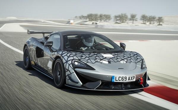 McLaren postavil závodní speciál pro běžné silnice. Je nejvýkonnější svého druhu