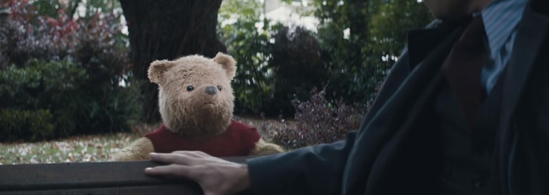 Medvídek Pú se vrací v kouzelné upoutávce nové disneyovky Christopher Robin s Ewanem McGregorem
