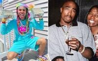 Medzi mnou a Tupacom nie je žiaden rozdiel, tvrdí Tekashi 6ix9ine