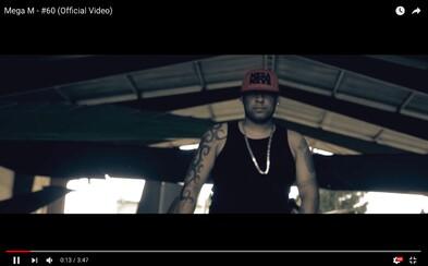 Mega M posiela 60 barov reálneho rapu na skladbe #60, ktorá dostáva hneď aj videoklip