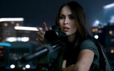Megan Fox v hranom traileri pre Call of Duty: Ghosts