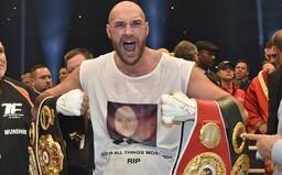 Megazápas jako Mayweather vs. McGregor: Tyson Fury souhlasí s bitvou proti hvězdě UFC