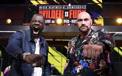Megazápas Tyson Fury vs. Deontay Wilder se blíží. Jakého vítěze tipuje Kličko a Joshua?