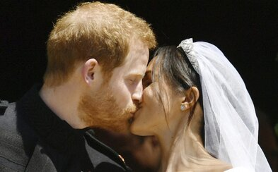 Meghan Markle a princ Harry překonali instagramový rekord. Pokořili i papeže Františka