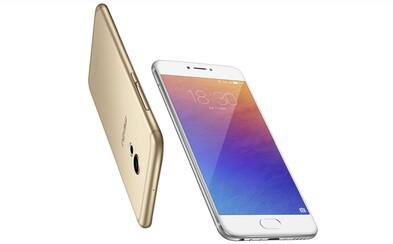 Meizu PRO 6: Téměř identická kopie iPhonu s 10jádrovým procesorem a 21Mpix fotoaparátem