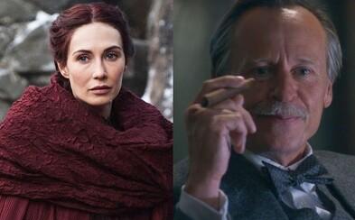 Melisandra z Game of Thrones a Karel Roden nahlédnou v českém dramatu do vily Tugendhat