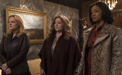 Melissa McCarthy je v lákavej akčnej kriminálke The Kitchen ženou mafiána, ktorá preberie jeho kšefty