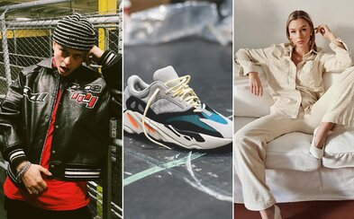 Manšestr, otcovské tenisky nebo striktní hip-hopový look. 5 největších módních trendů roku 2018