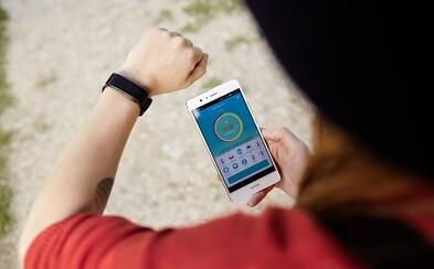 Meranie aktivity aj sledovanie spánku. Kombinácia Huawei P9 Lite s náramkom Color Band A1 ti poskytne užitočné výhody