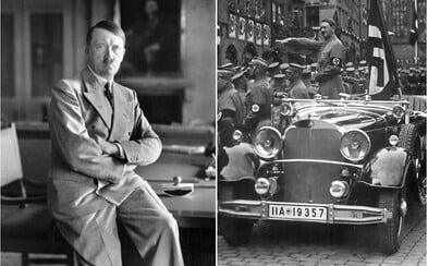 Mercedes Adolfa Hitlera sa prekvapivo nepodarilo predať. Za diktárove luxusné vozidlo neponúkol nikto ani len vyvolávaciu cenu