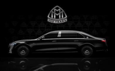 Mercedes-Maybach oslávi svoje 100. narodeniny prinavrátením V12 do ultraluxusnej triedy S