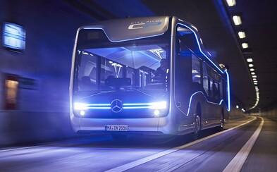 Mercedes predstavuje autobus zajtrajška: Nový míľnik na ceste k autonómnej autobusovej doprave vyzerá úchvatne