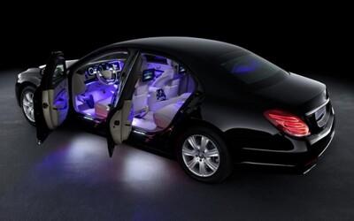Mercedes S 600 Guard: Najbezpečnejšia sériovo vyrábaná limuzína predstavená!