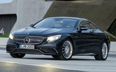 Mercedes S 65 AMG Coupé odhalený. Dvanásťvalcových 630 koní za 244-tisíc €!