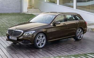 Mercedes triedy C T-Modell: Elegantný kombík odhalený!