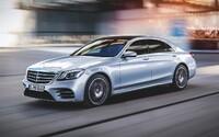 Mercedes vyšperkoval svoji vlajkovou loď. Luxusní model S je nabitý novými technologiemi, ale i motory