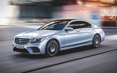 Mercedes vyšperkoval svoju vlajkovú loď. Luxusné S-ko je nabité novými technológiami, ale aj motormi