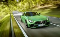 Mercedes-AMG představuje nejlepší silniční sportovní auto, jaké kdy vyrobil. Toto je 585koňové GT R!