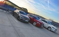 Mercedes-Benz A 160, A 180 a A 250 4Matic Motorsport Edition: Súboj srdca a rozumu (Test)