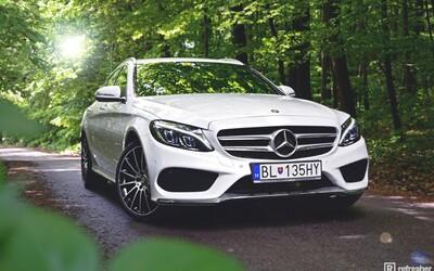 Mercedes-Benz C 220 BlueTEC kombi: Hviezda sa nezaprie (Test)
