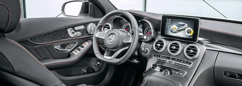 Mercedes-Benz C 450 AMG Sport: 367-koňové baby AMG oficiálne prichádza!