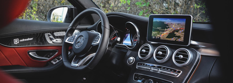 "Mercedes-Benz C 450 AMG Sport: ""Tichý"" zabijak (Test)"