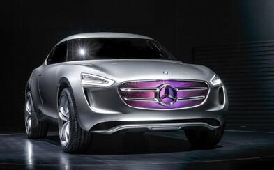 Mercedes-Benz G-Code: Štýlová vodíková hviezda do mesta!