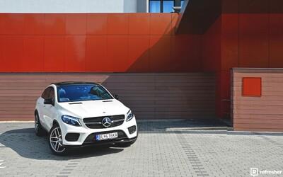 Mercedes-Benz GLE 350d Coupé: Štýlovka, s ktorou obdivu neujdete (Test)
