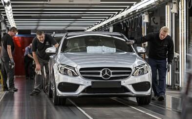 Mercedes-Benz plánuje nové výrobné haly, v hre je aj Slovensko!