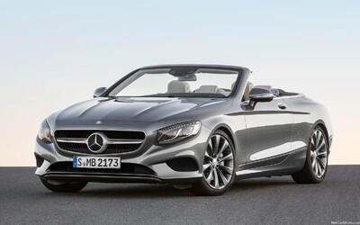 Mercedes-Benz s novou třídou S Cabriolet vstupuje do říše ultraluxusních vozidel bez střechy
