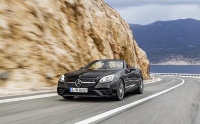 Mercedes-Benz SLC: Malý roadster SLK dostal nový vzhľad, techniku i meno