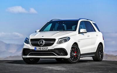 Mercedes-Benz třídy ML je minulostí, přivítejte nové GLE s výkonem až 585 koní!
