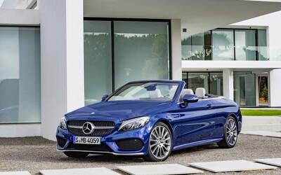 Mercedes-Benz triedy C prišiel vôbec po prvýkrat o strechu, pôvab mu ale nechýba, práve naopak