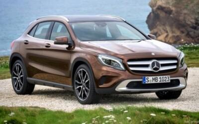 Mercedes-Benz Triedy GLA je na svete: Má dve prvenstvá!