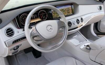 Mercedes-Benz triedy S: nové info a nádherné fotografie!