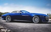 Mercedes-Maybach predstavil ultra-štýlové umelecké dielo, ktoré vyráža dych