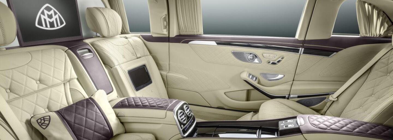 Mercedes-Maybach Pullman: Dvanásťvalec, 530 koní, 6,5 metra a maximálny luxus!