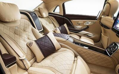 Mercedes-Maybach S 600: Najtichšia limuzína na svete ponúka nekompromisný luxus a 530 koní!