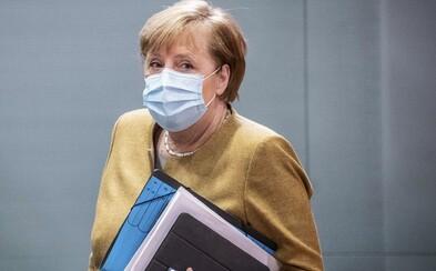 Merkel podpořila tvrdý lockdown. Platit by mohl od 24. prosince