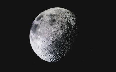 Měsíc se od Země neustále vzdaluje. Jednou možná odejde navždy