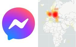 Messenger od spoločnosti Facebook má masívny výpadok. Týka sa aj Slovenska