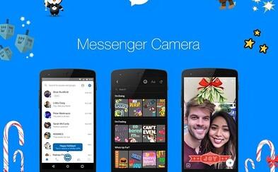 Messenger sa bude opäť viac podobať na Snapchat, pretože reaguje na spoločenské trendy