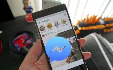 Messenger Stories spustené! Po vzore Instagramu a Snapchatu môžete pridávať 24-hodinové fotografie už aj na Facebooku