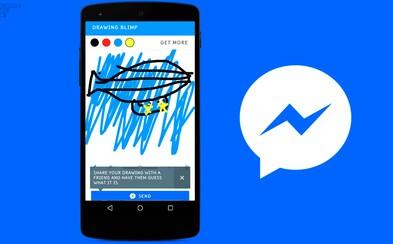 Messenger získal prvú hru. Uhádnete, čo nakreslili vaši priatelia?
