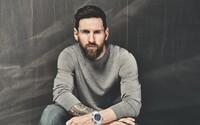 Messi nechce hovoriť o osobných úspechoch ako Ronaldo či  Ibrahimovič. Mám radšej, keď o mne rozprávajú ľudia, povedal