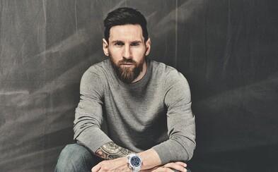 Messi nechce mluvit o osobních úspěších jako Ronaldo či Ibrahimovič. Mám radši, když o mně mluví lidé, řekl